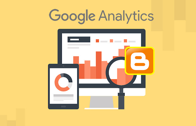 How To Find & Add Analytics Web Property ID On Blogger | Google Analytics For Blogger