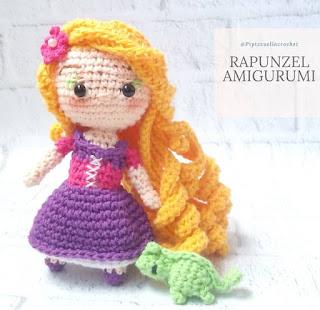 PATRON GRATIS RAPUNZEL AMIGURUMI 43438