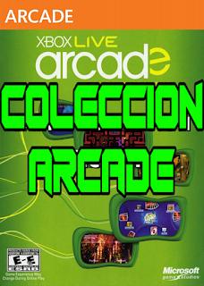 Coleccion Arcade