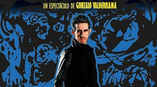 HOMBRE PARLANTE de Gonzalo Valderrama