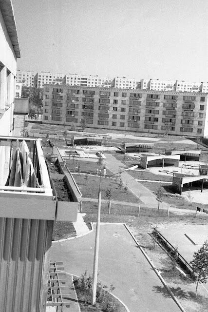 1989 год. Рига. В районе Пурвциемс. Автор фото: Лисицын Виктор/Фотохроника ТАСС