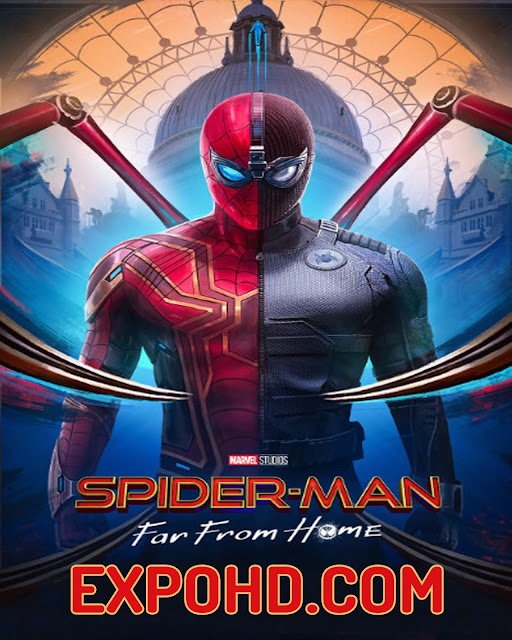 Spider Man Far From Home 2019 IMDb 480p | 720p | HDRip x265 |Download [ G.Drive]