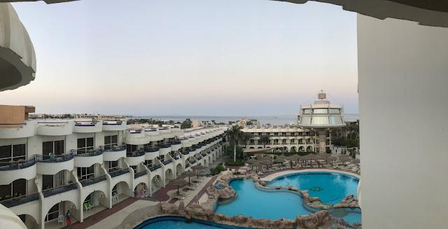 Hurghada hotel review Seagull resort