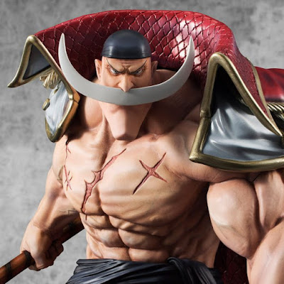 Portrait of Pirates P.O.P. Maximum Edward Newgate Barbablanca de One Piece - Megahouse