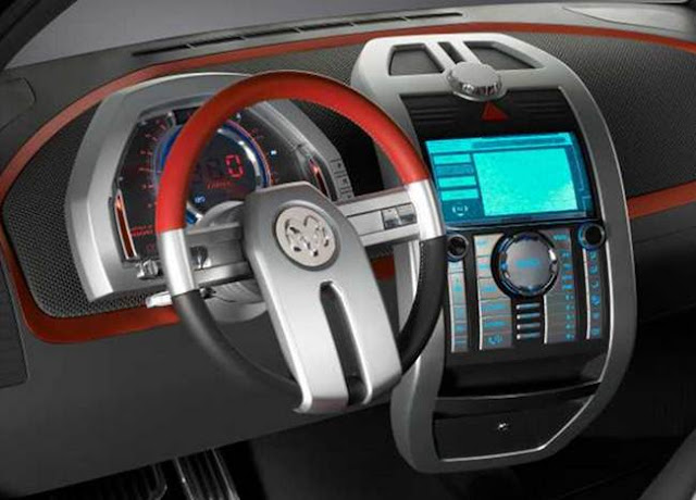 2017 Dodge Rampage Concept Truck Price