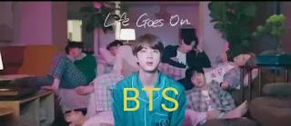 BTS - Life Goes On Lyrics (English Translation)