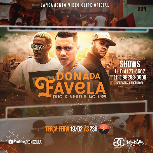 Duc-Niiko-MC-Lipi-Dona-Da-Favela-Remix