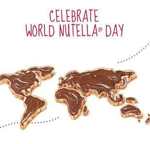 World Nutella Day Wishes