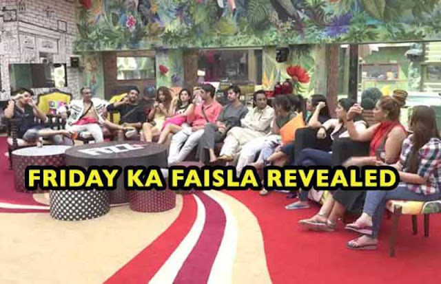 BREAKING Bigg Boss 11 Friday Ka Faisla: These Three Contestants LOCKED Up In Jail!