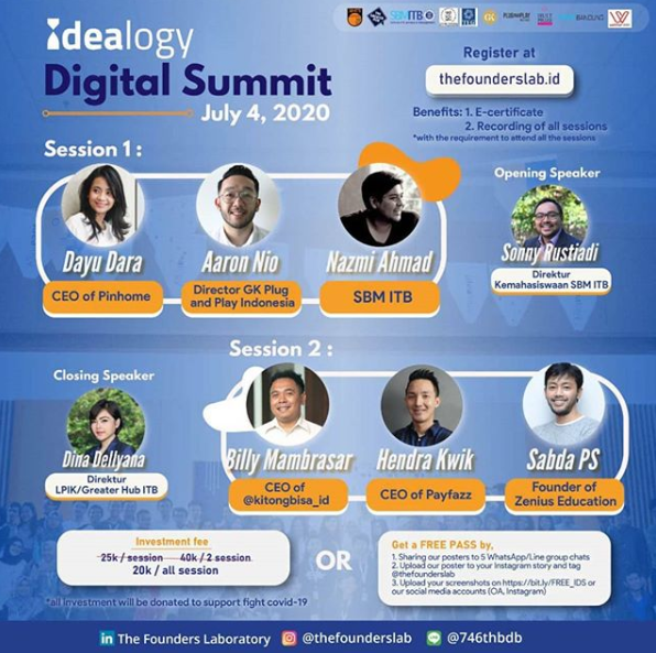 The Idealogy Digital Summit 2020