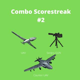 Terdiri dari UAV, Counter UAV dan Sentry Gun