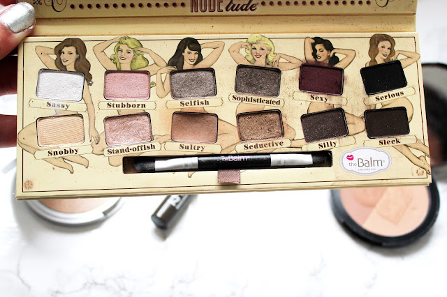 TheBalm Nude Tude Palette Review