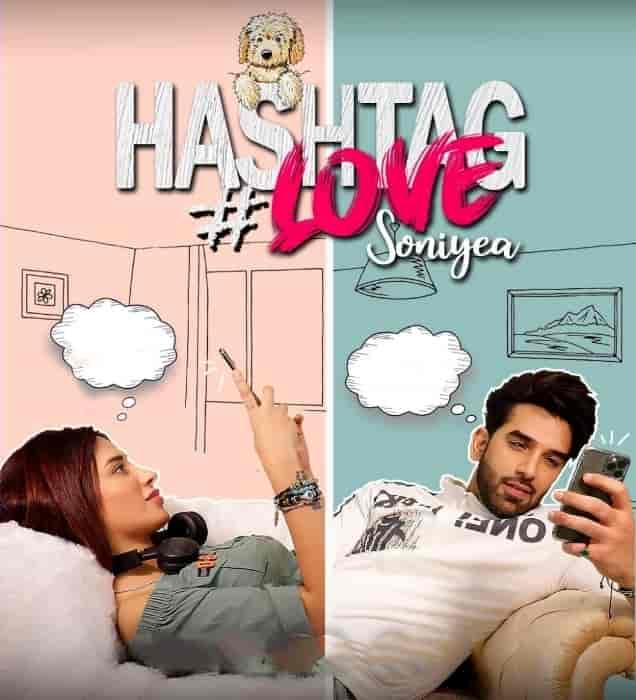 Hashtag Love Soniyea Song Image Features Mahira Sharma and Paras Chhabra