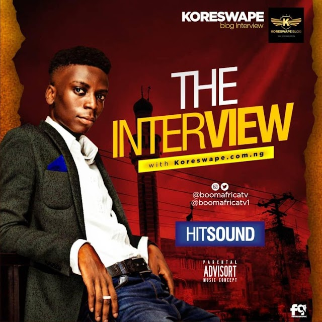 "At The Early Stage Of My Career, I Never Had A Laptop – BoomAfricaTV Interview With ""Hitsound"""