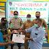 62 KK di Desa Rumanama Kotawouw Terima BLT dan Sembako