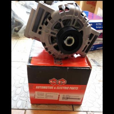Alternator Captiva Bensin SS FL C140 Dinamo Ampere merek GP. WA 081382239343