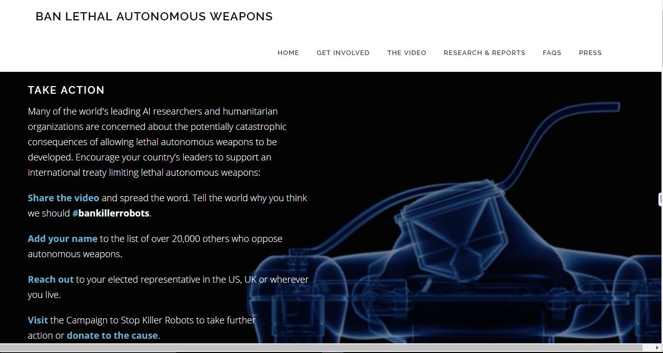 Slaughterbots Bankillerrobots Stop Autonomous Weapons Del 2008 Ford Focus Diagrama De La Banda Panptico Bentham Al