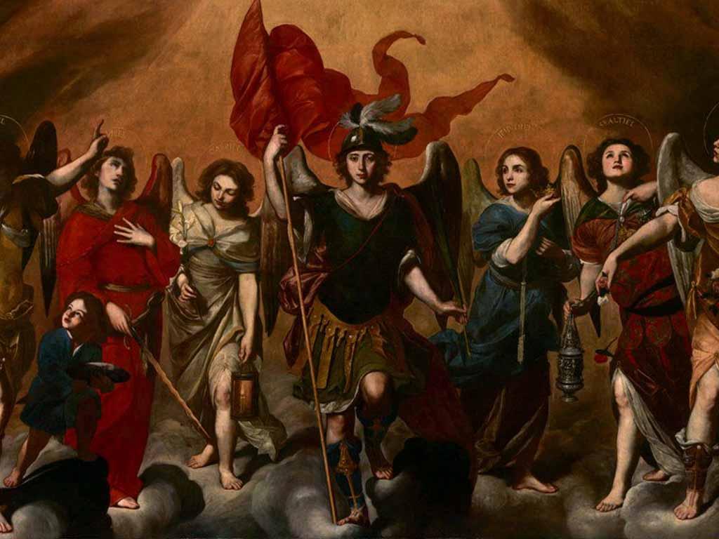 El Ritual de Los 7 Arcángeles, Oraciones a los 7 Arcángeles