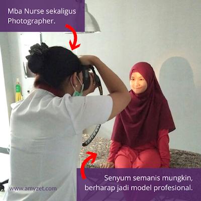 Perawatan kecantikan di DF Clinic