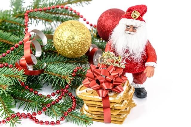 como organizar a festa de natal