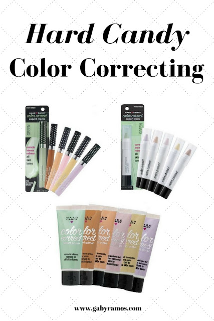 Hard Candy Limited Edition Color Correctors via www.gabyramos.com