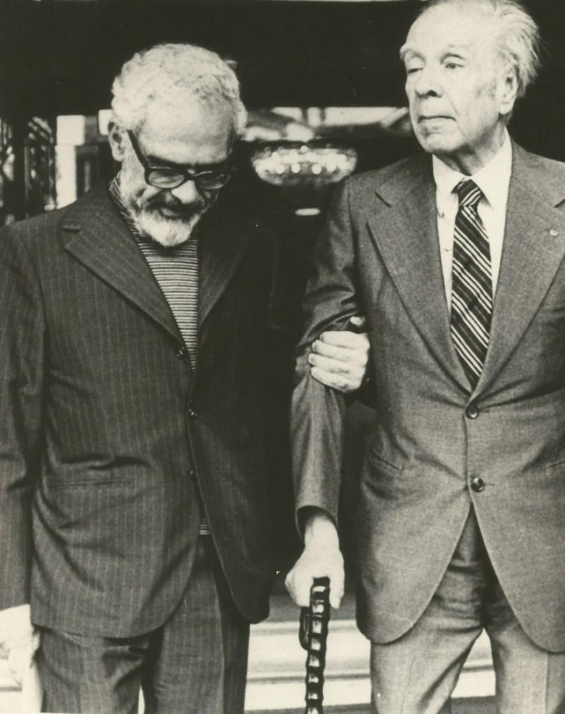 Borges todo el año: Jorge Luis Borges: Carta a Antonio Di Benedetto ...
