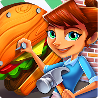 Diner DASH Adventures Unlimited (Coins - Hearts) MOD APK
