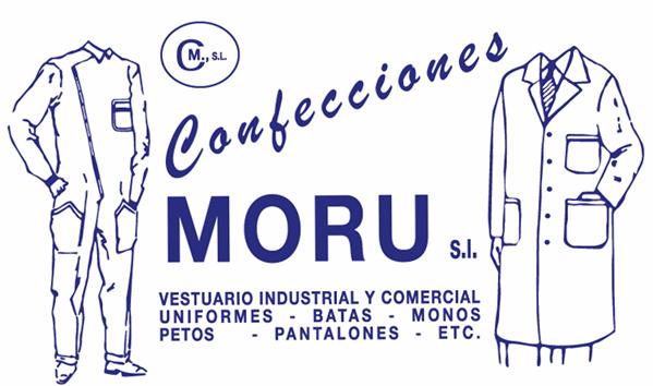 Logo principal : Confecciones Moru S.L.