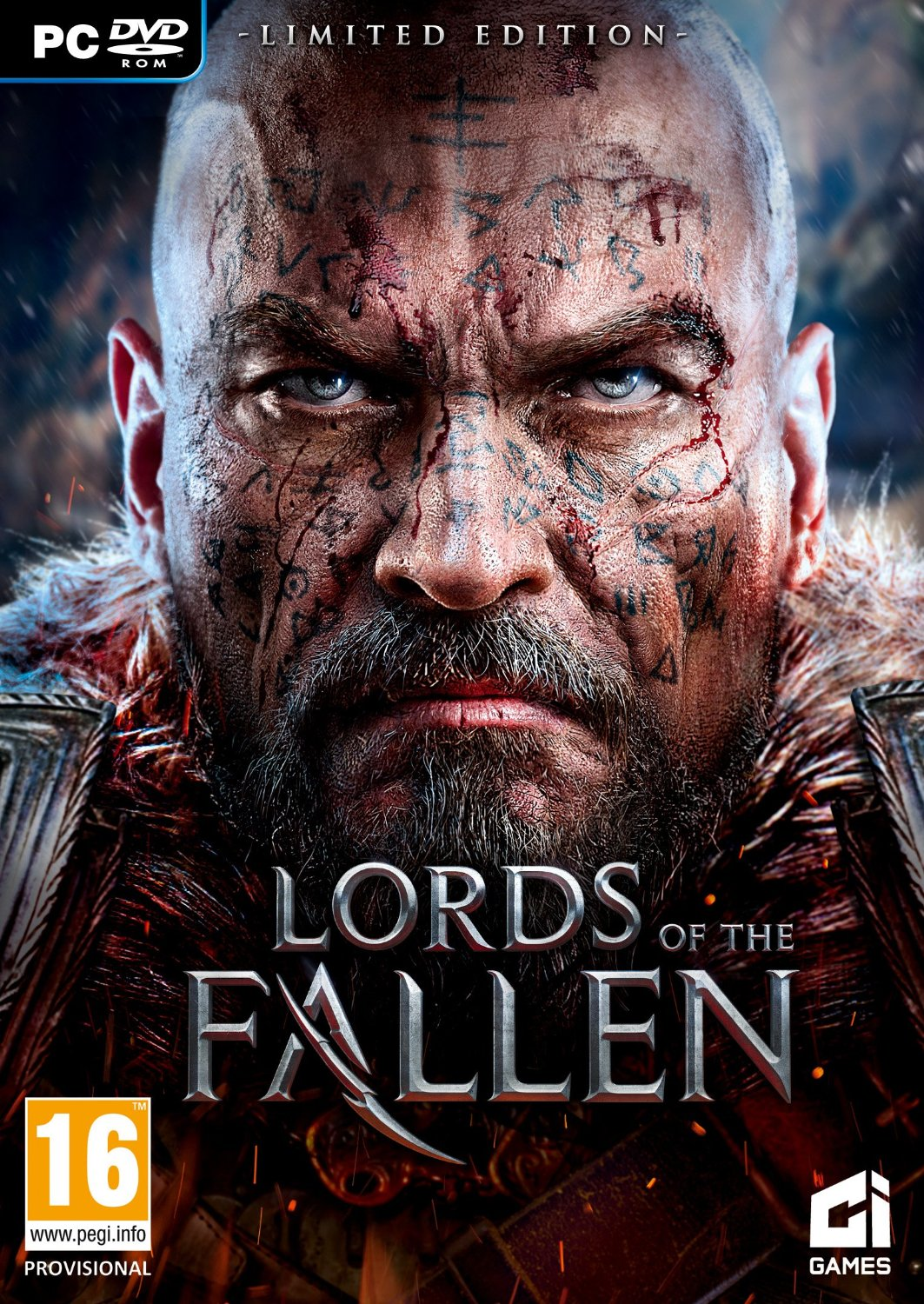 Lords Of The Fallen ESPAÑOL PC Full Cover Caratula