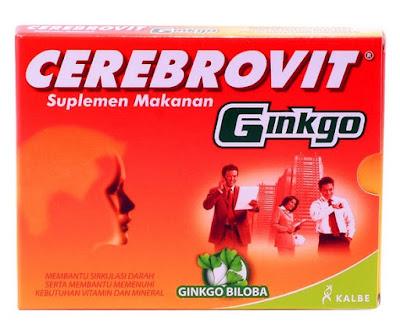 Cerebrovit - Manfaat, Dosis, Efek Samping dan Harga
