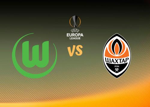 Wolfsburg vs Shakhtar Donetsk  Resumen