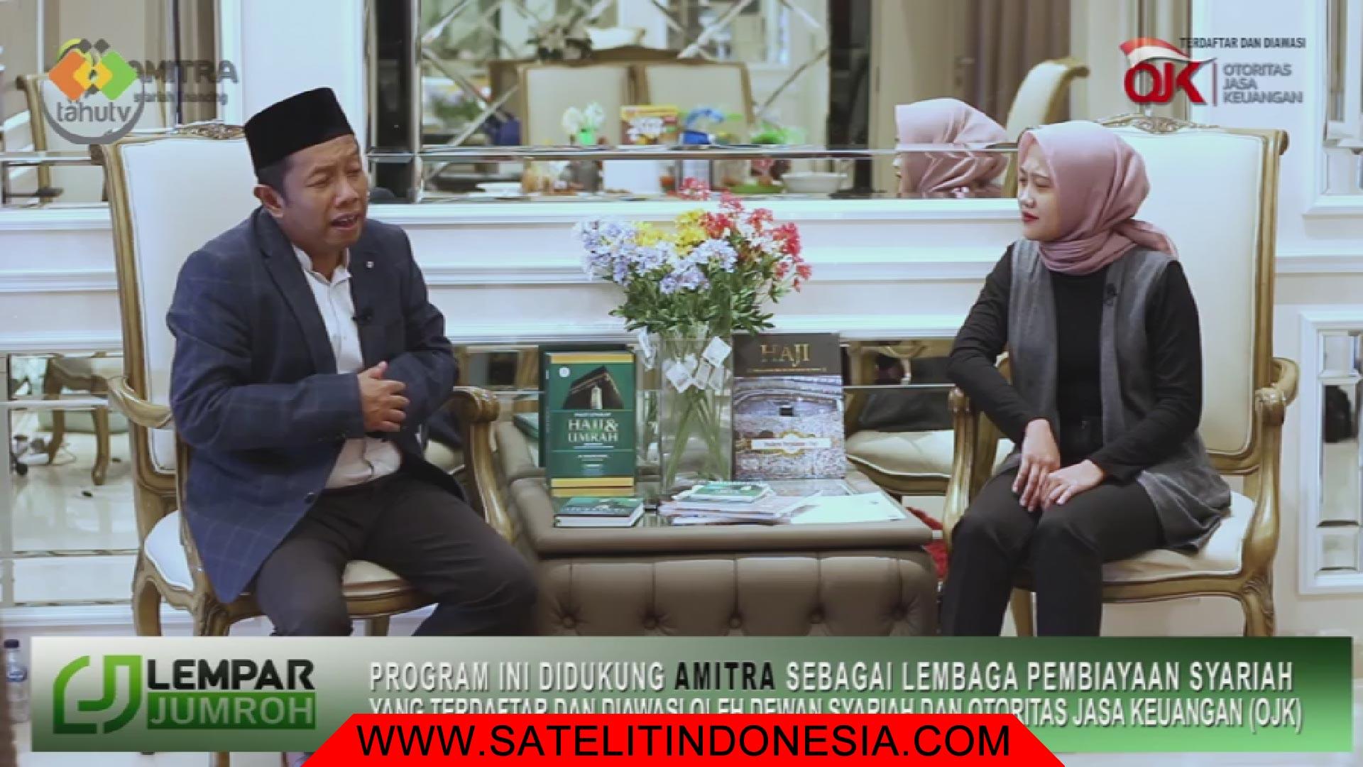 Frekuensi siaran TaHU TV di satelit Telkom 4 Terbaru