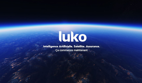 Luko – Intelligence artificielle – Satellite – Assurance