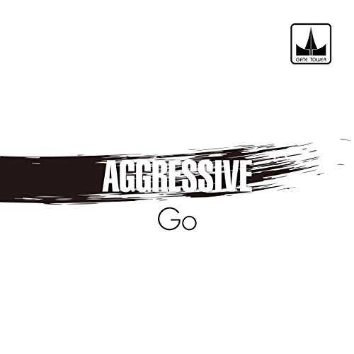 [Single] Go – AGGRESSIVE (2015.10.07MP3/RAR)