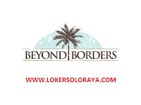 Lowongan Kerja Sukoharjo Drafter / Designer di Beyond Borders Furniture