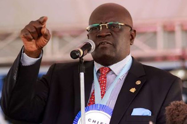 Prof. George Magoha, Parents have nothing to complain about learners