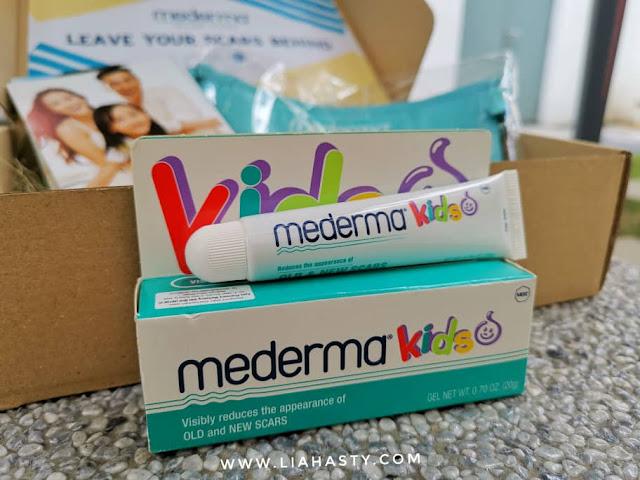 Hilang Parut Kulit Anda Secara Berkesan dengan produk Mederma
