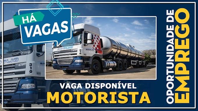 Transportadora Roglio abre vagas para Motorista