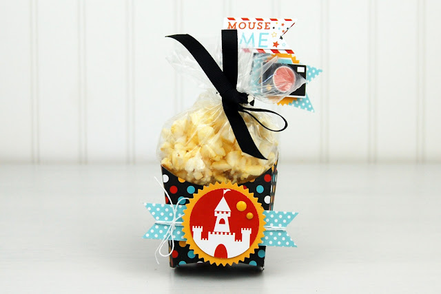Disney Inspired Party Favors by Jen Gallacher. Supply list and links included. #disneyparty