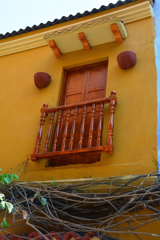Balconies Cartagena