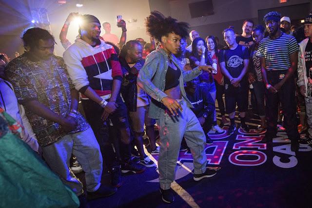 backpack kid dance
