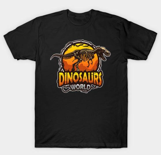 Dinosaurs world T-Shirt