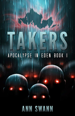 TAKERS: Apocalypse in Eden ON SALE 99¢