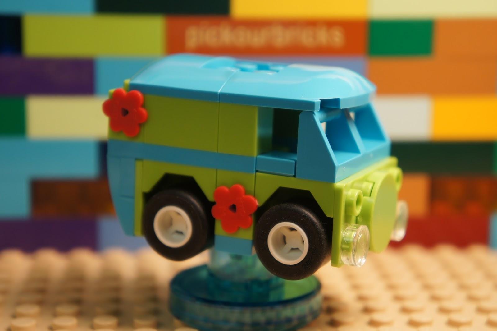 lego dimensions mystery machine