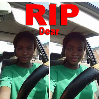BREAKING NEWS! Popular Female Internet Marketer Adeyemi Abosede Tumininu Is Dead