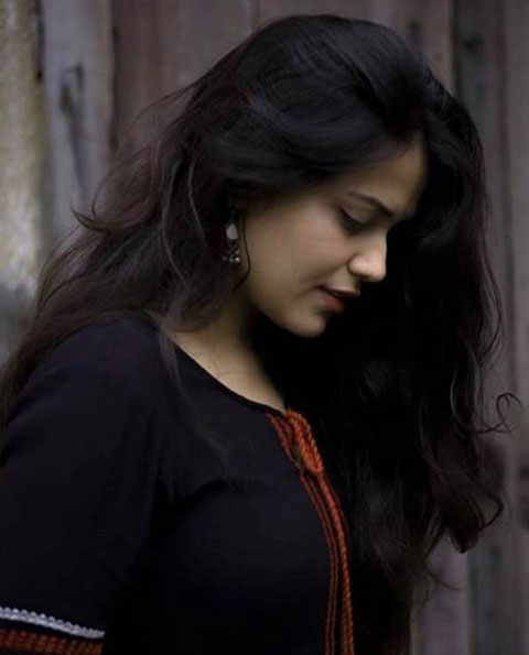 black suit tamil girl photo download