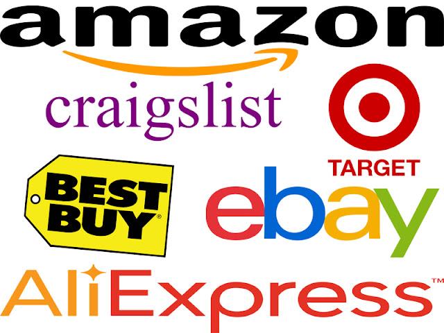 amazon.aliexpress.bestbuy.ebay.target