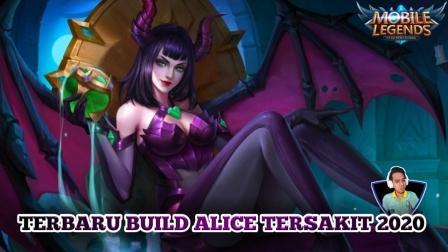 Build Alice Tersakit 2020