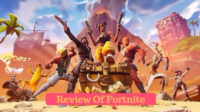 FORTNITE: SAVE THE WORLD REVIEW