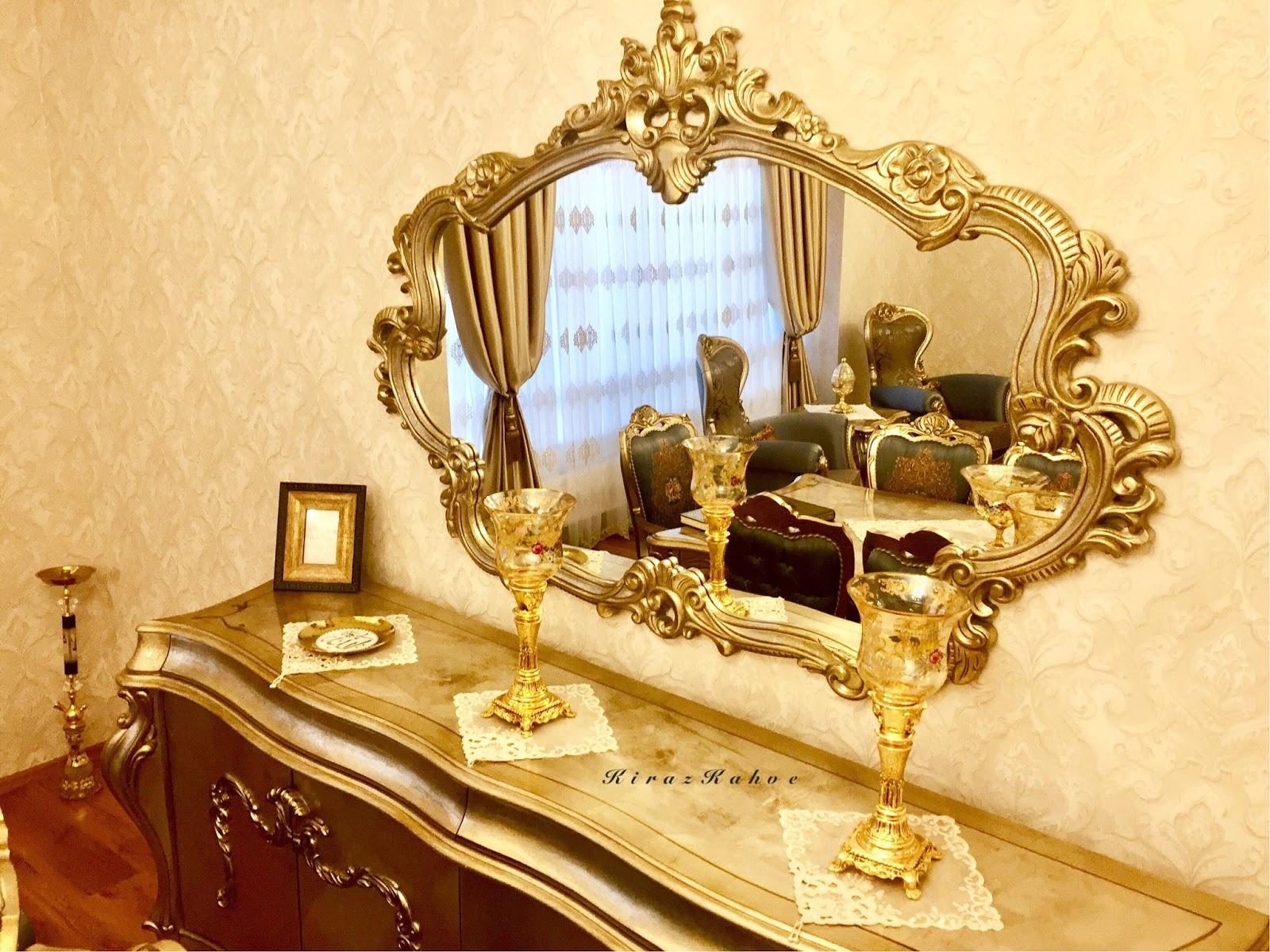 Ev Turu ~ Salon Dekorasyonumuz